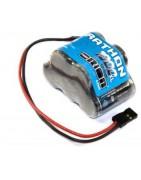 Baterias Niquel Metal Hidruro
