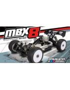 Mugen Mbx8/mbx8 Eco